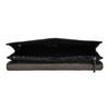 Pánská šedá kožená aktovka bata, šedá, 964-2613 - 15