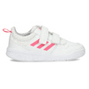Bílé dětské tenisky na suché zipy adidas, bílá, 301-1270 - 19
