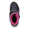 Dětská zimní obuv s růžovými detaily geox, modrá, 399-9314 - 17