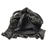 Dámská šedá kabelka se střapci gabor, šedá, 961-2106 - 15