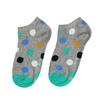 Sada dětských kotníčkových ponožek bata, šedá, 919-9800 - 26