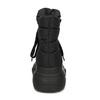 Dámská černá zimní obuv s masivní podešví bata, černá, 591-6625 - 15