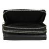 Dámská černá kožená ledvinka royal-republiq, černá, 964-6345 - 15