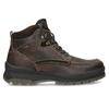 Kožená pánská hnědá zimní obuv bata, hnědá, 896-4753 - 19