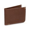 Pánská hnědá kožená peněženka bata, hnědá, 944-3214 - 13