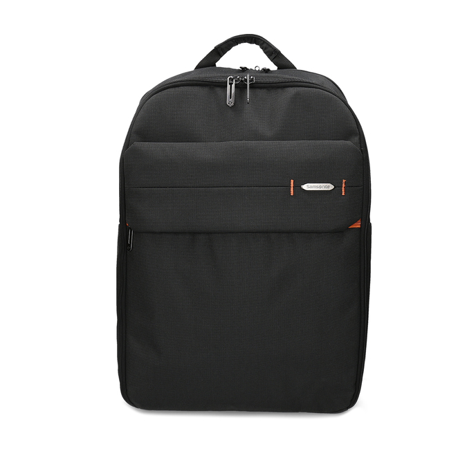 Černý textilní cestovní batoh samsonite, černá, 960-6066 - 26