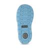 Modrá dětská zimní obuv se stříbrnými detaily primigi, modrá, 199-9614 - 18