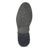Černá pánská kotníčková zimní obuv bata-red-label, černá, 891-6608 - 18