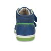 Modré dětské kotníčkové tenisky bubblegummers, modrá, 111-0633 - 15