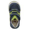 Modrá dětská kotníčková obuv bubblegummers, modrá, 111-9634 - 17