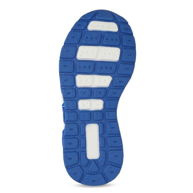 Modré dětské tenisky s potiskem mini-b, modrá, 211-9635 - 18