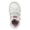 Bílé dětské kožené tenisky se srdíčky bubblegummers, bílá, 124-1611 - 17