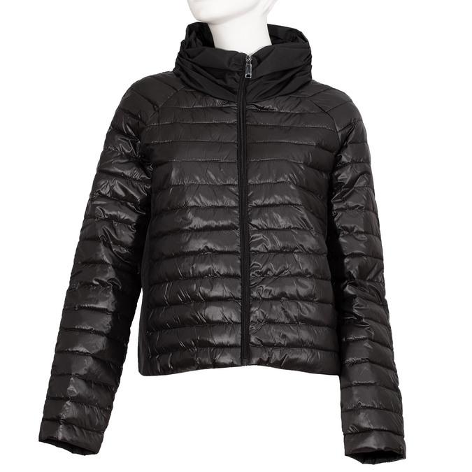 Dámská černá prošívaná bunda bata, černá, 979-6255 - 13