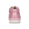 Růžové dětské tenisky se zipem bubblegummers, růžová, 121-5627 - 15