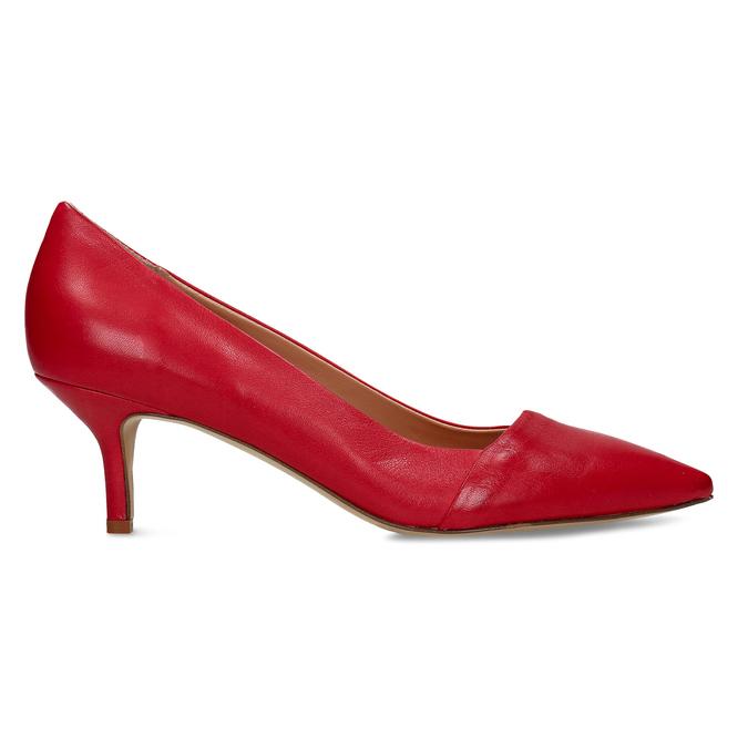 6245613 bata, červená, 624-5613 - 19