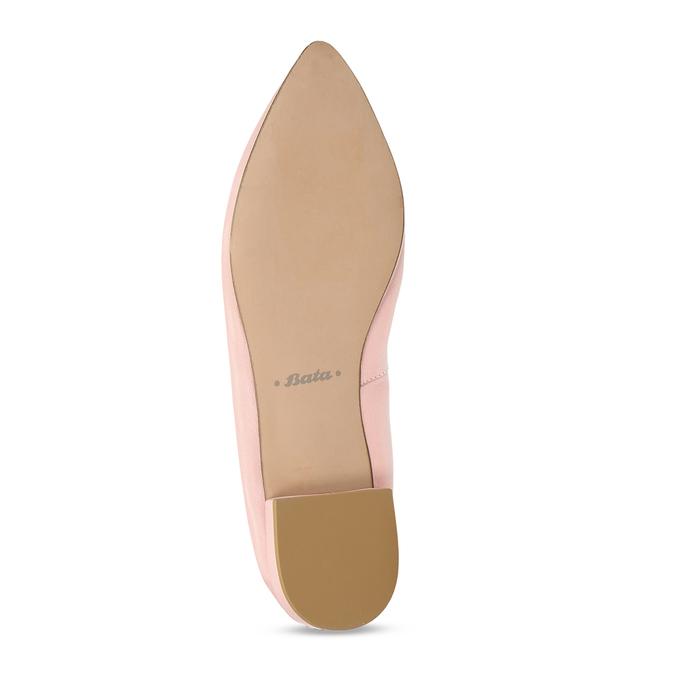 5245605 bata, růžová, 524-5605 - 18