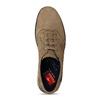 Béžové pánské ležérní tenisky z broušené kůže fluchos, béžová, 826-8846 - 17
