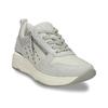 Dámské tenisky ve sportovním stylu bata, šedá, 541-1613 - 13