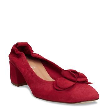 6235603 bata, červená, 623-5603 - 13