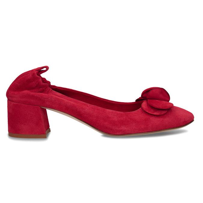 6235603 bata, červená, 623-5603 - 19