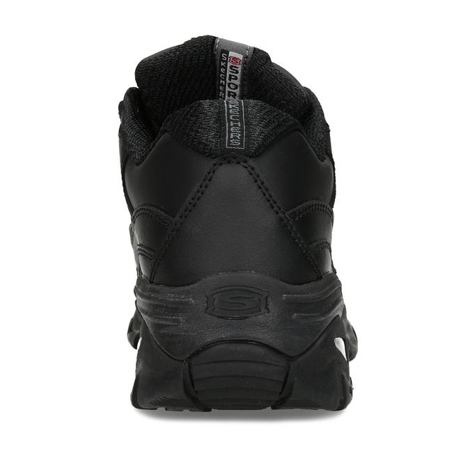 Černé dámské Chunky tenisky skechers, černá, 501-6437 - 15