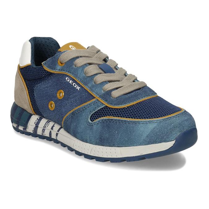 3199716 geox, modrá, 319-9716 - 13