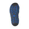 Dětské sandály s modrými a zelenými detaily mini-b, modrá, 461-2706 - 18