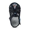 Tmavě modré chlapecké papuče s vyšitou kotvou mini-b, modrá, 179-9603 - 17