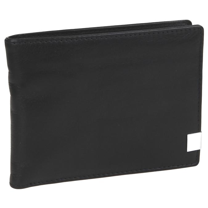 Pánská kožená peněženka bata, 2018-944-6382 - 13