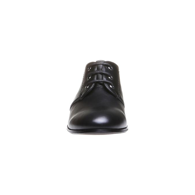 Myra - obuv v Brogue designu bata, černá, 2018-521-6157 - 16