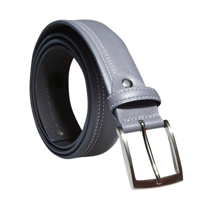 Pánský kožený pásek bata, 2019-954-2151 - 13