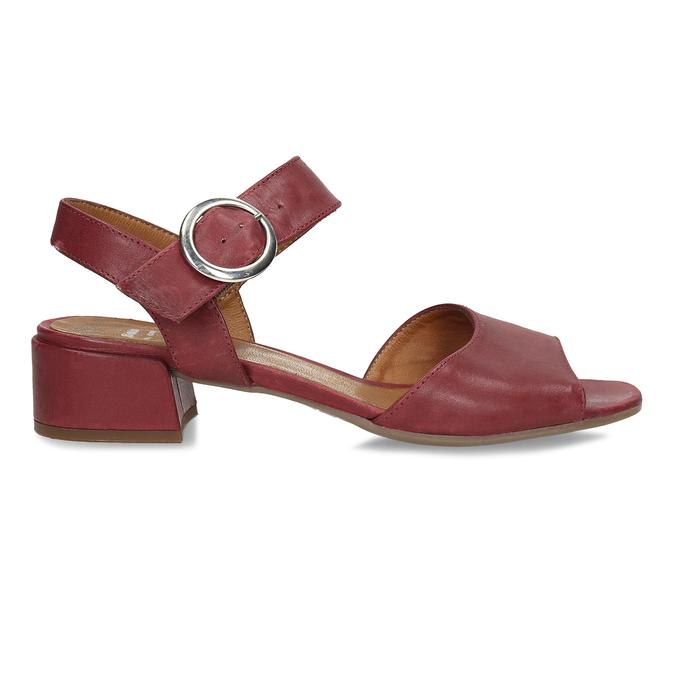 6645601 bata, červená, 664-5601 - 19