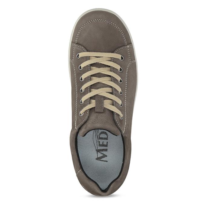 Pánská zdravotní obuv medi, hnědá, 856-4606 - 17