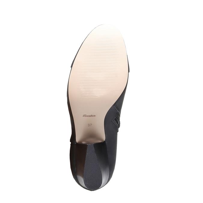 Chic obuv na masivním podpatku bata, 2018-791-6187 - 18