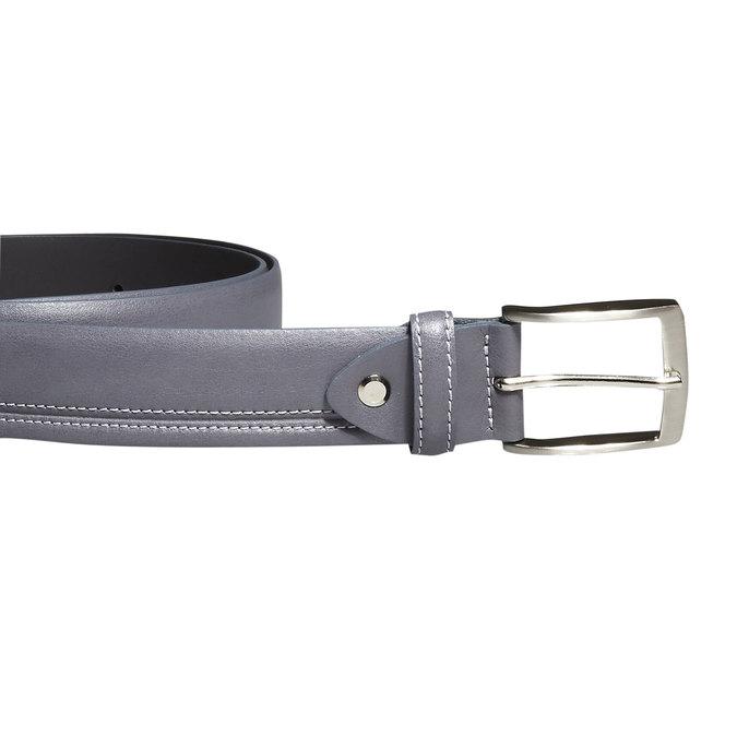 Pánský kožený pásek bata, 2019-954-2151 - 26