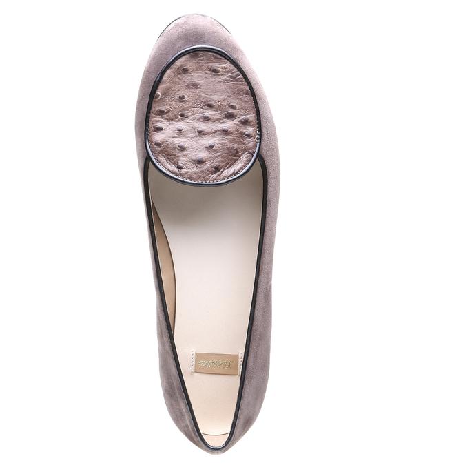 Nízká obuv Avis bata, 2018-513-2369 - 19