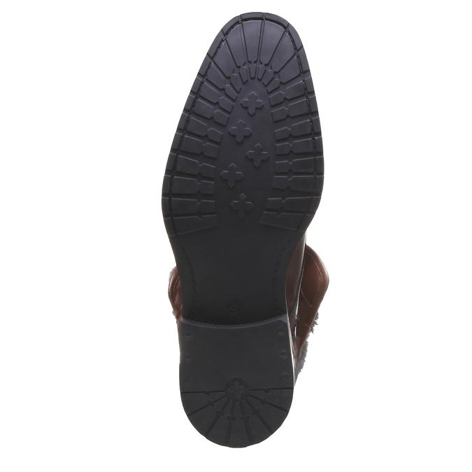 Elliot - kotníčková obuv bata, 2018-894-4688 - 18