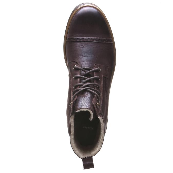 Andrew - kotníčková obuv v Brogue designu bata, 2019-894-4691 - 19