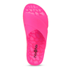 Růžové pantofle se dvěma pásky pata-pata, růžová, 572-5617 - 17