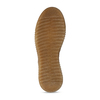 Růžová dámská kožená kotníková Chelsea obuv bata, růžová, 593-5615 - 18
