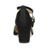 Černé dámské lodičky na nízkém podpatku bata, černá, 629-6608 - 15