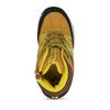 Dětská kotníková obuv v hnědé barvě bubblegummers, hnědá, 111-4611 - 17