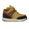 Dětská kotníková obuv v hnědé barvě bubblegummers, hnědá, 111-4611 - 19