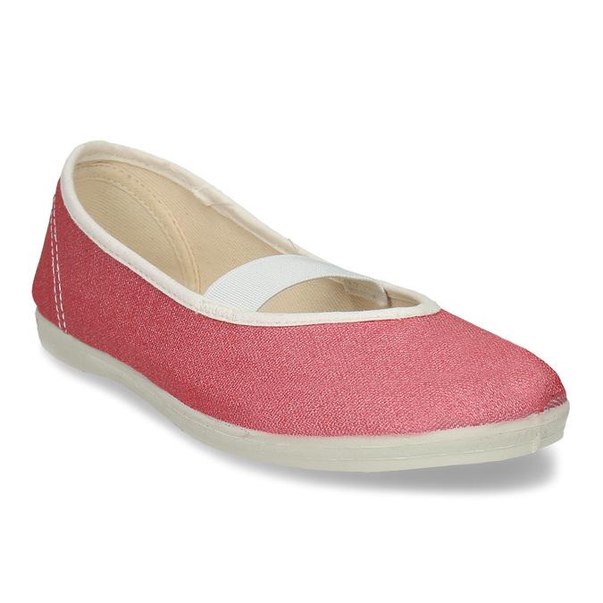 Růžové dívčí cvičky bata, růžová, 479-5601 - 13