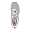 Šedé dámské sportovní tenisky skechers, šedá, 509-2172 - 17