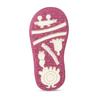 Dětské kotníkové tenisky s růžovými detaily bubble-breathe, modrá, 121-9600 - 18