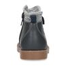 Dětská kožená kotníková obuv bubblegummers, modrá, 114-9725 - 15