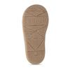 Dětská šedá kožená kotníková zimní obuv froddo, šedá, 194-2610 - 18