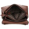 Hnědá dámská kabelka s klopou gabor, hnědá, 961-3805 - 15