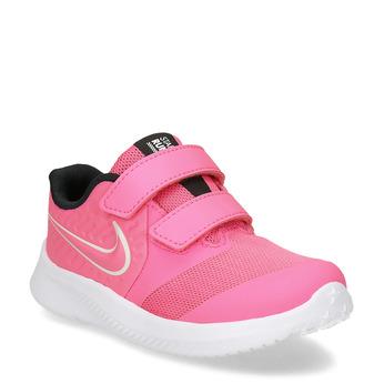 Dětské tenisky v růžové barvě nike, růžová, 109-5319 - 13